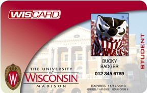 Sample Wiscard image